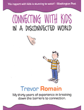 Connecting With Kids in a Disconnected World board book cover