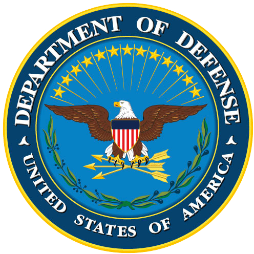 Department of Defense footer seal