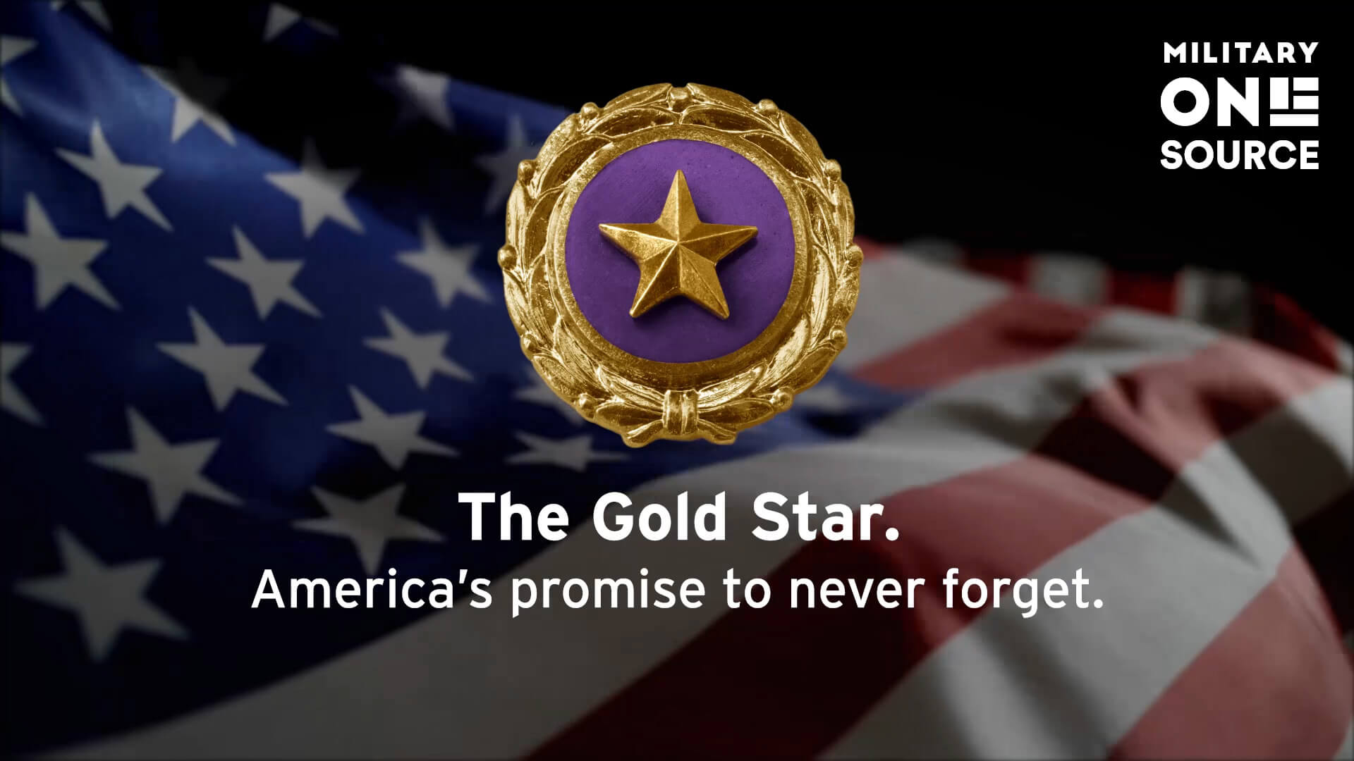 Honoring Military Gold Star Families | Military OneSource